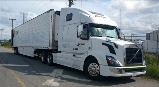 Key West Express Refrigerated Trucking
